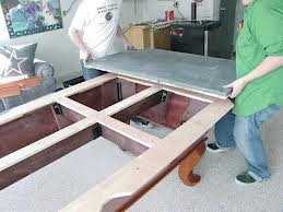 Pool table moves in Seattle Washington